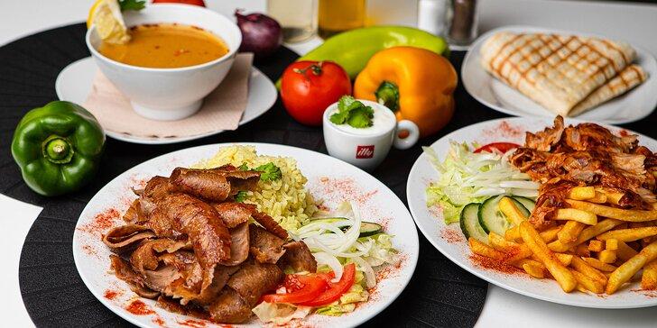 Otvorený voucher na konzumáciu jedla v reštaurácií Palmi
