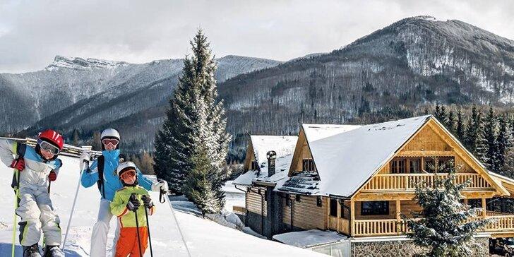Lyžiarsky pobyt v Horskom Hoteli Kľak priamo v Lyžiarskom stredisku SKI ARENA s novým špičkovým wellness a skipasmi na celý pobyt