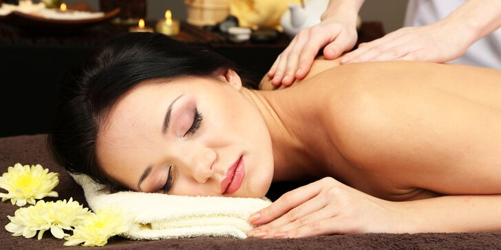 Klasická masáž chrbta, vibrosauna, infrasauna alebo permanentky