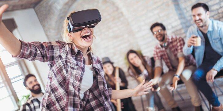 Zažite virtuálnu realitu doma, v kaviarni či na hoteli - príde za vami!