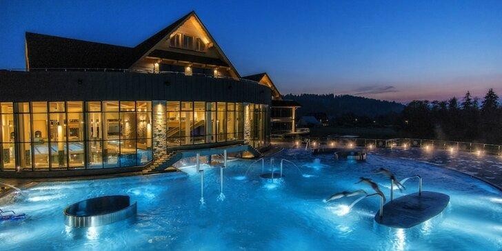 Dovolenka v novopostavenom Hoteli Prístav*** na brehu Oravskej priehrady aj so vstupom do Aquaparku Chocholowskie Termy