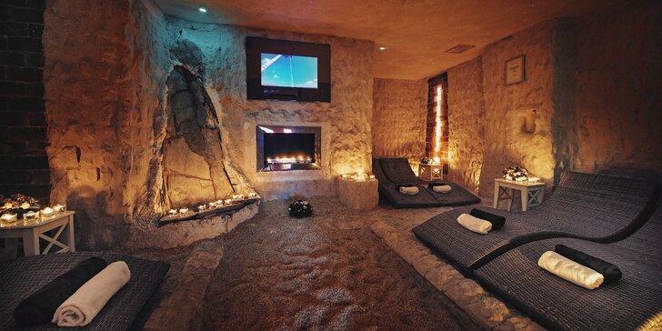Špičkový relax v 4* hoteli s wellness procedúrami a skvelým jedlom