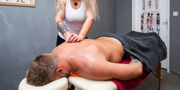 Masáže alebo funkčný tréning vo fitness centre BeStrongGym