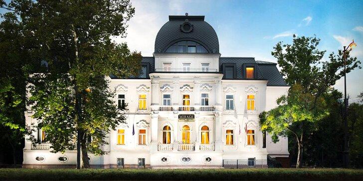 Pobyt v centre Budapešti: raňajky a atraktívna lokalita v blízkosti termálnych kúpeľov