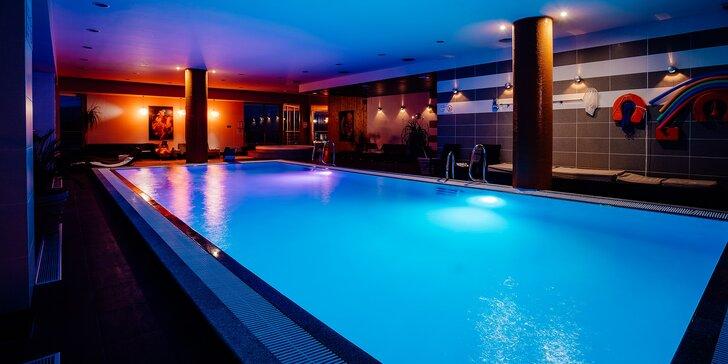 Jarný pobyt s neobmedzeným wellness v hoteli HOLIDAY INN Žilina****