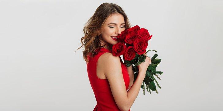 Kytica alebo flower box pre každú príležitosť s možnosťou donášky
