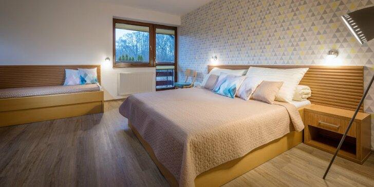 Originálny koncept ubytovania vo Vysokých Tatrách: chutné jedlo a fínska sauna