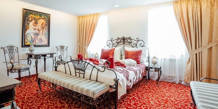 Skvelý pobyt v zrekonštruovanom 4* hoteli Kráľová - v ponuke valentínsky aj plesový variant