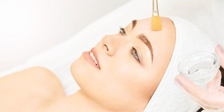 Kozmetické procedúry - čistenie pleti alebo mezoterapia v Salóne Lady´s Žilina