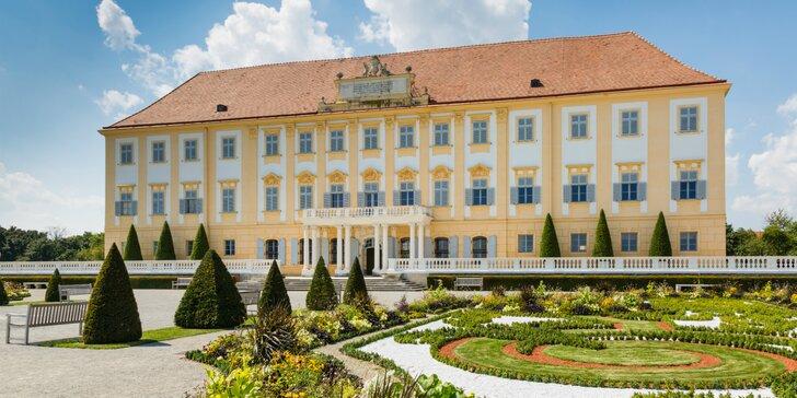 Festival čokolády na zámku Schloss Hof a návšteva najstaršej cukrárne v Rakúsku