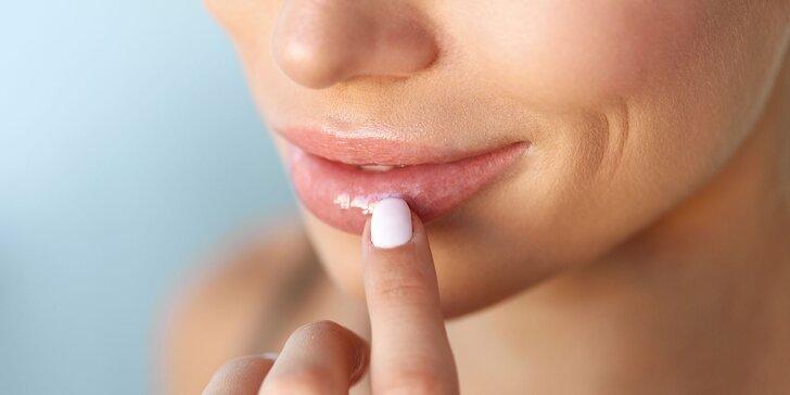 Všetko pre krásnu tvár - laminácia obočia, Lash lift mihalníc a Volume Lips pier
