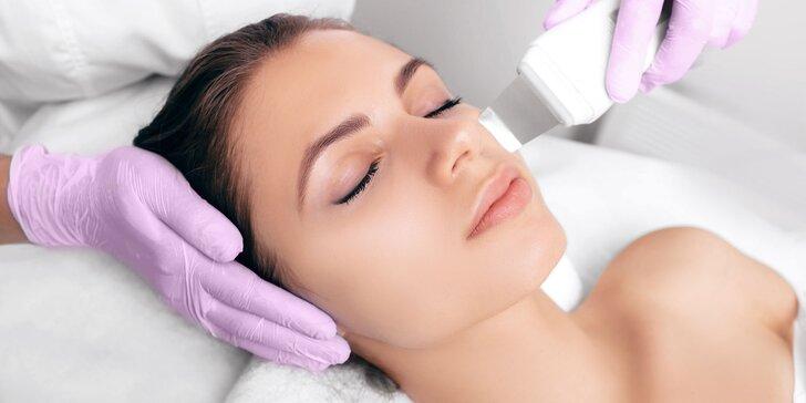 Kompletná kozmetická starostlivosť: masáž, čistenie pleti alebo epilácia
