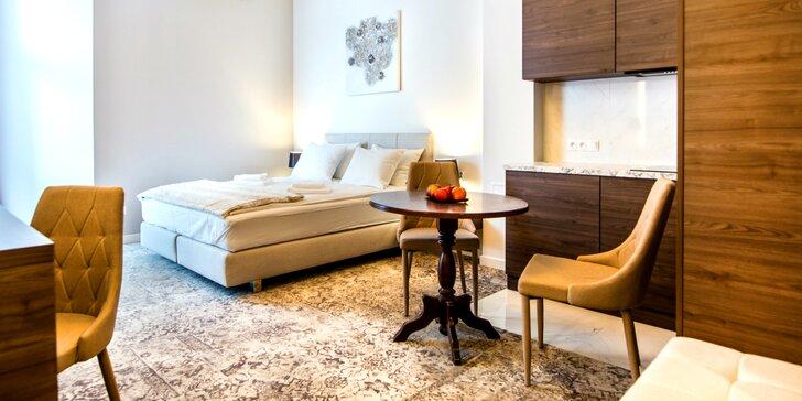Pobyt v Krakove v modernom hoteli iba 20 min. chôdzou od centra