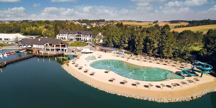 Zažite Molo Resort**** - vlastná piesočnatá pláž, wellness, atrakcie a zábavný park Energylandia