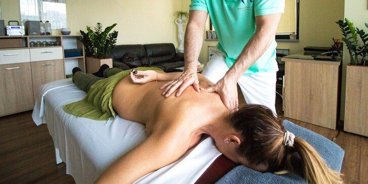 Najmodernejšia lymfodrenáž, Oxygenoterapia, infra sauna či relaxačná masáž