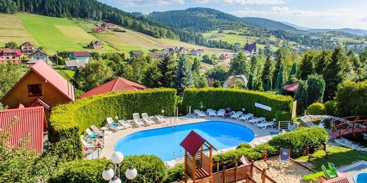 Za aktívnym odpočinkom do poľských hôr: raňajky, sauna a zľava na skipas