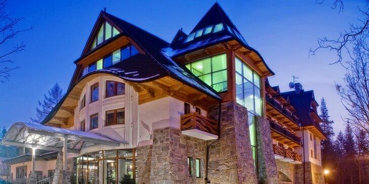 4* hotel v Zakopanom: wellness, chutná strava a krásna príroda