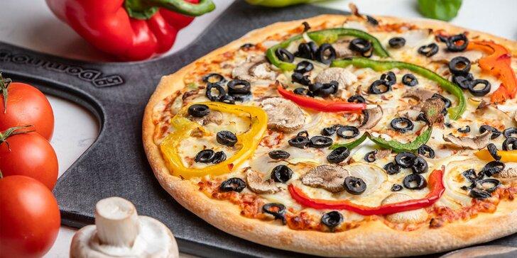 Druhá pizza v Domino´s Pizza iba za 1 € - bezkontaktná donáška či osobný odber