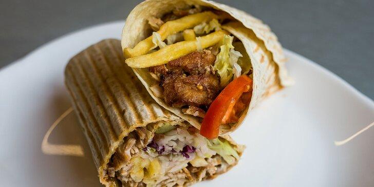 Kebab (box, placka, bageta) alebo falafel už aj v novootvorenej prevádzke OSMAN CITY KEBAP