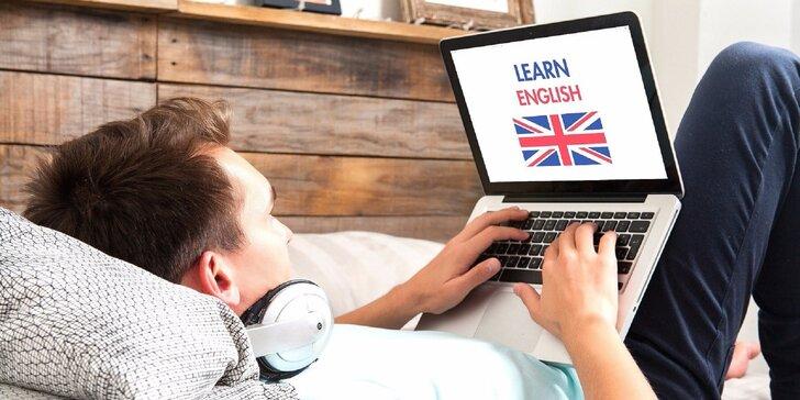 12, 24 alebo 36-mesačné online kurzy anglického jazyka