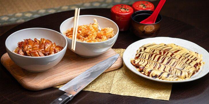 """Vyrieš obed či večeru netradične - japonským """"take away"""" jedlom"""