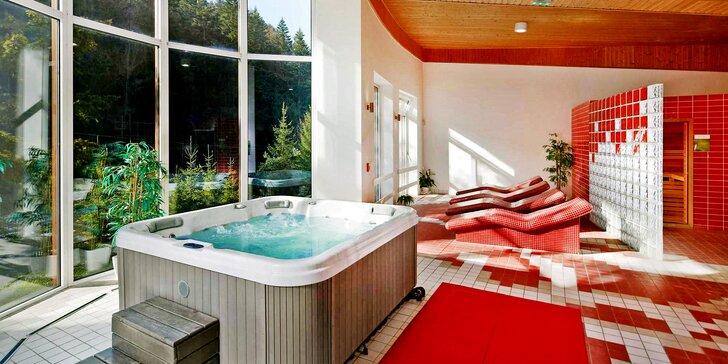 Rodinný wellness pobyt v horskom hoteli Javorník*** na Čertove