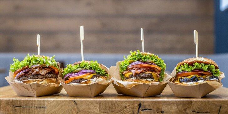 Regal Burger aj teraz! Osobný odber možný na 9 prevádzkach na Slovensku