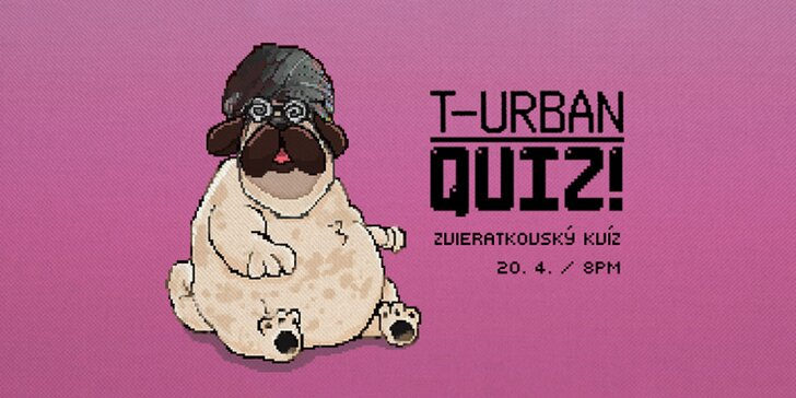ONLINE STREAM: Zvieratkovský Turban Quiz s Kubom Lužinom