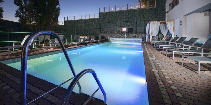 Wellness a Spa pobyt v hoteli Therma**** v ktorom bude aj obyčajné saunovanie zážitkom