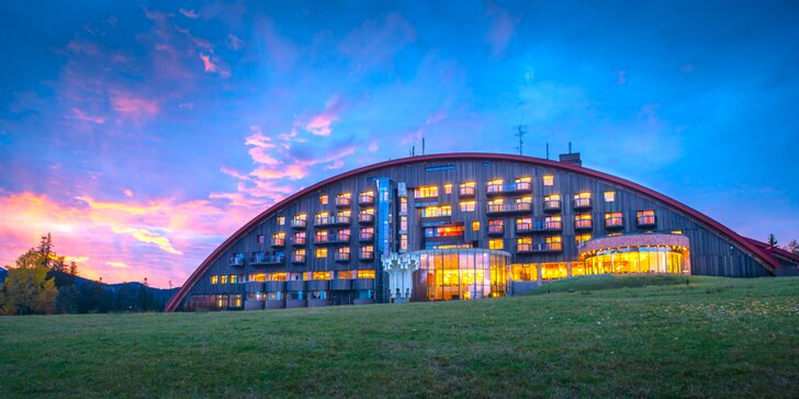 Pobyt v hoteli Montfort s wellness v príjemnej, tichej a nerušenej lokalite
