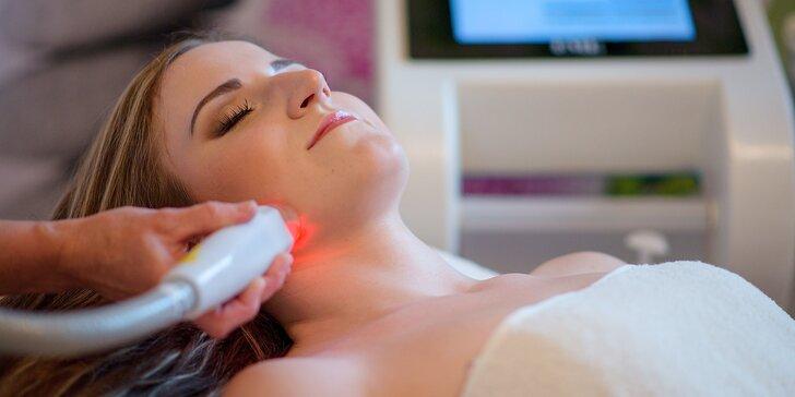 Ošetrenia tváre medicínsko-kozmetickým prístrojom