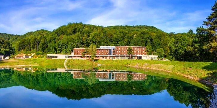 Wellness pobyt v hoteli Salamandra**** - komfortné ubytovanie v srdci Štiavnických vrchov a chutná polpenzia