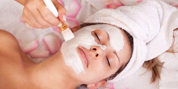 Chemický či hollywoodsky peeling, LED terapia alebo mikroihličková rádiofrekvencia tváre