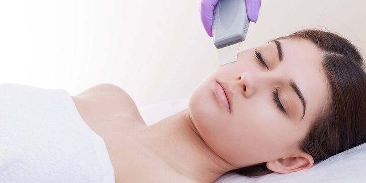 Dokonalé ošetrenia pleti pre dámy aj pánov - mikrodermabrázia, Skin Scrubber i fototerapia