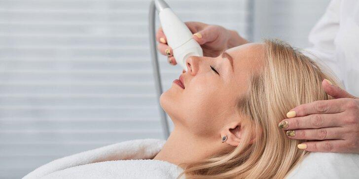 Luxusné hydratačné a anti-akné ošetrenie pleti prístrojom HYDRABEAUTY