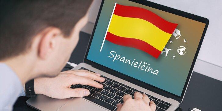 Online kurzy španielčiny s certifikátom