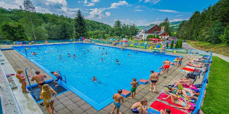 Relax s privátnym wellness a letným vonkajším bazénom