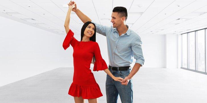 Odreagujte sa na súkromných tanečných lekciách v Tanečnej škole EXCLUSIVE DANCE!