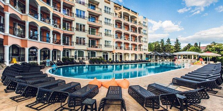 4* pobyt pre páry aj rodiny na Slnečnom pobreží: ubytovanie až na 7 nocí, vonkajší bazén a all inclusive program