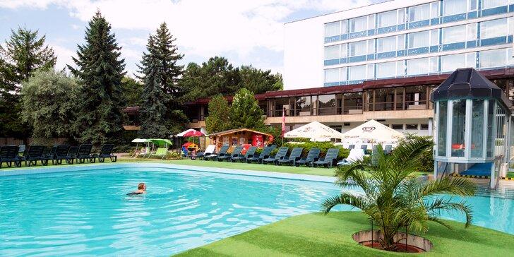 Rodinný pobyt ALL INCLUSIVE v Splendid Ensana Health Spa Hotel*** v kúpeľných Piešťanoch