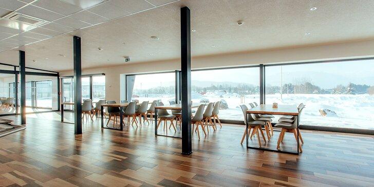 Pobyt v tichom prostredí na Liptove v modernom novopostavenom Moteli Hôrky