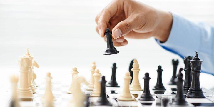 Naučte sa hrať šach: interaktívny tréningový plán začiatočníkov