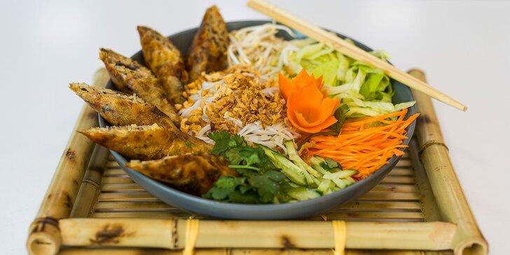 Vietnamské špeciality: Pho, Bun Bo Nam Bo, Bun Nem či ázijské rizoto