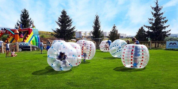 Celodenný prenájom zábavných atrakcií na detské oslavy či teambuildingy - 1+1 grátis!