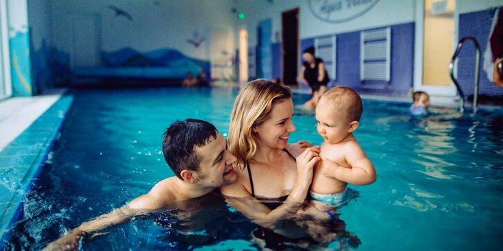 Letný pobyt pri Bojniciach a neobmedzený vstup do wellness AquaVital Opatovce