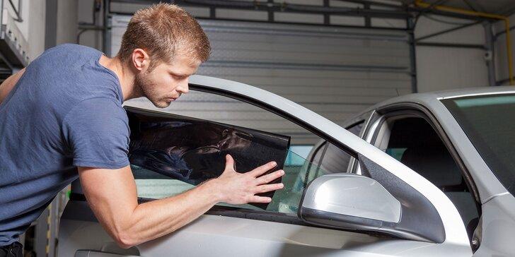 Inštalácia autofólií na okná vášho auta