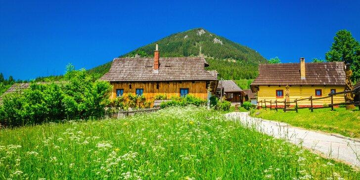Autentický zájazd za tradíciami: okruh Slovenskom počas 8 dní