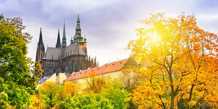 2-dňový zájazd do Prahy: muzikál Kleopatra, Petřínska rozhľadňa a 4* hotel s raňajkami a wellness