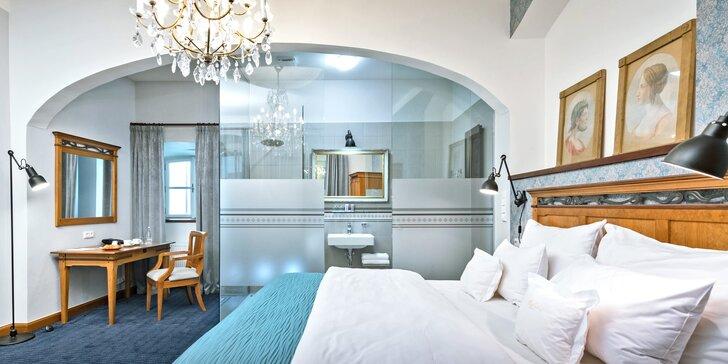 4 * pobyt v centre Prahy pre pár aj rodinu: luxusné izby, chutné jedlo, wellness procedúry aj vstupenky do Zoo