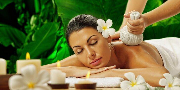 Thajské masáže: olejová, bylinková, reflexná či špeciálna